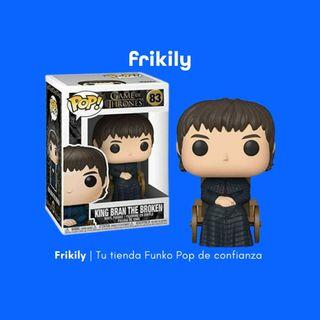 Funko Pop! King Bran The Broken (Juego de Tronos)