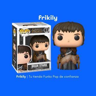 Funko Pop! Bran Stark (Juego de Tronos) #67