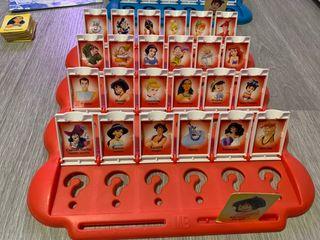 Juego Quien es Quien? De Disney