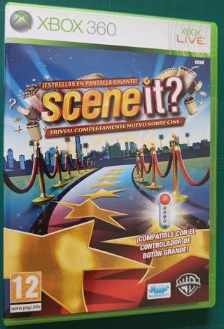 Pack SceneIt xbox 360