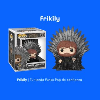 Funko Pop! Tyrion Lannister (Juego de Tronos) #71