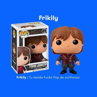 Funko Pop! Tyrion Lannister (Juego de Tronos) #01