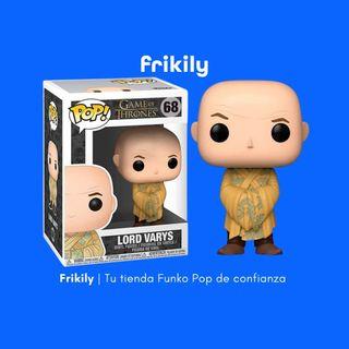 Funko Pop! Lord Varys (Juego de Tronos) #68