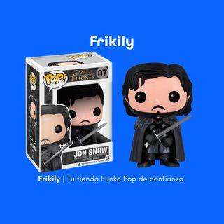 Funko Pop! Jon Snow (Juego de Tronos) #07