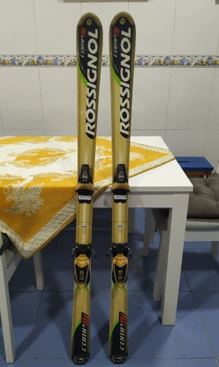 Esquís junior 140 Rossignol