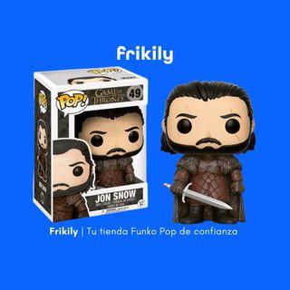 Funko Pop! Jon Snow (Juego de Tronos) #49