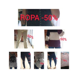 ROPA -50%