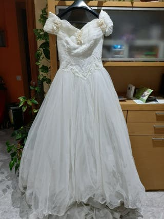 vestido de novia de novias cid