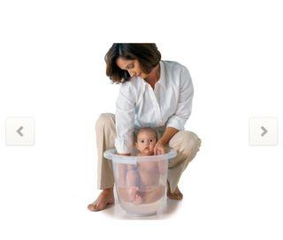 Bañera tummy tub anticolicos