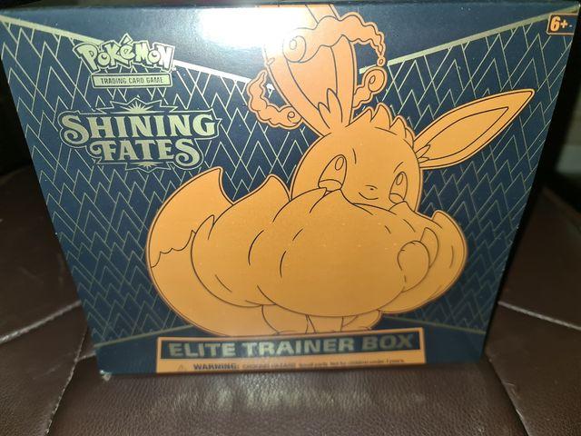 pokemon shining fates etb and tins