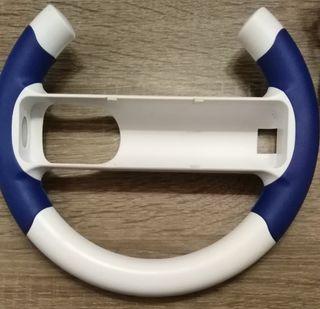 volante azul wii