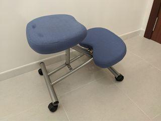 silla rodillas ergonomica