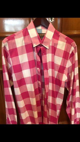 Camisa Rosa El Ganso