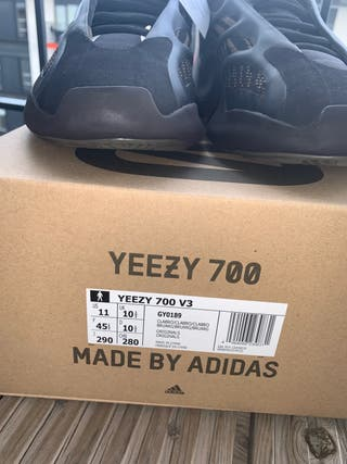 Yeezy v3 700 clay brown