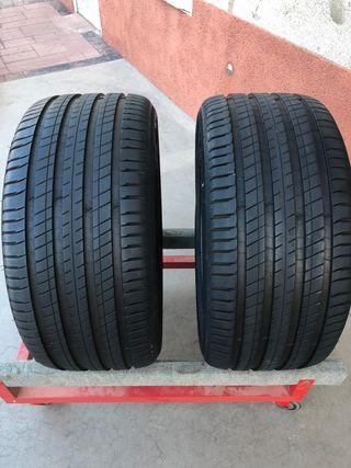 Vendo 2 neumáticos Michelin 295/40/20 110Y