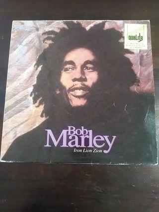 Vinilo Bob Marley Iron lion zion