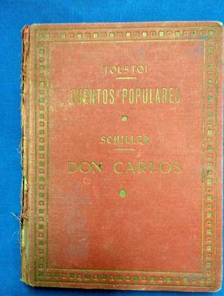 Cuentos populares, tomo I León Tolstoi