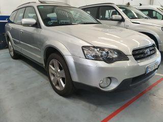 Subaru Outback REDUCTORA!!!