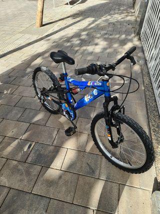 bicicleta para niño, 20'