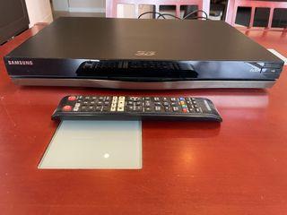 Samsung BD-E8900 Bluray Y TDT2 con HDD para grabar