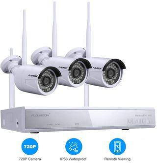 Cámaras de Vídeo Vigilancia - Kit de Seguridad