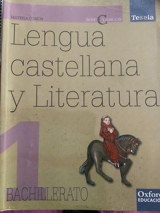 Lengua castellana 1º bachillerato