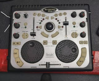 Dj control MP3 Hércules