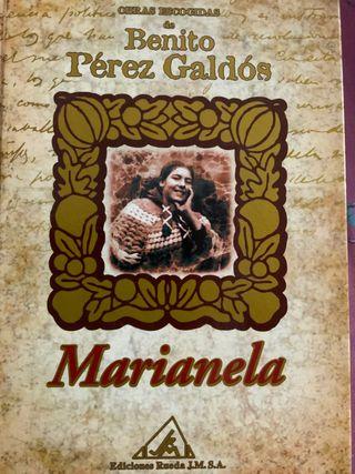 Libros Benito Pérez Galdós