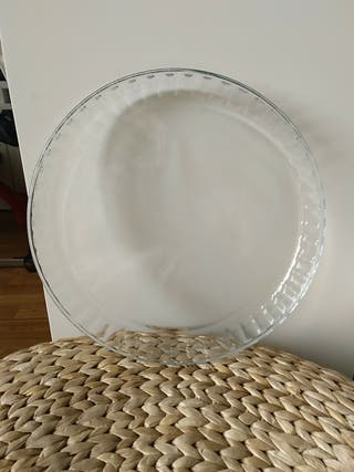 MENAJE. molde horno circular