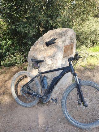 Bicicleta eléctrica Cube Ebike Talla XL