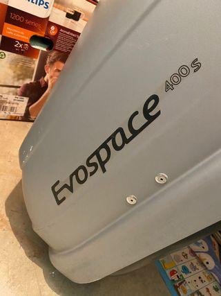 Cofre evospace 400s