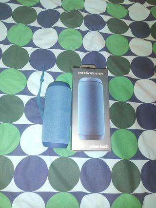 Altavoz Bluetooth Energy Sistem