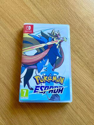 Pokemon Espada - Nintendo Switch