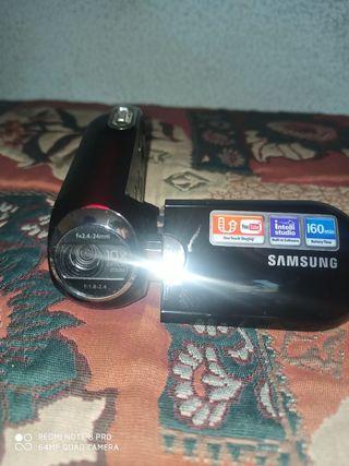 Cámara de video y foto Samsung