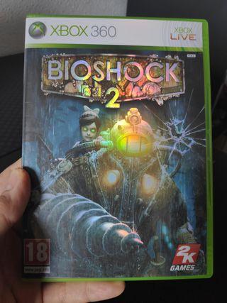 Bioshock 2 Xbox 360 PAL ES