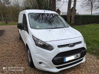 Ford Transit Connect Larga 2016