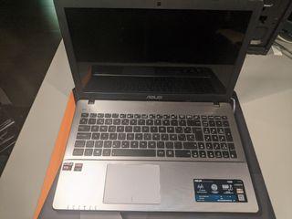 Ordenador portátil ASUS F550