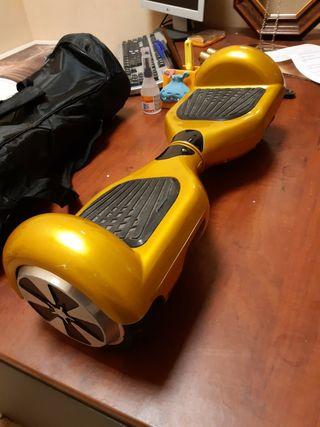 hoverboard(monopatin eléctrico)