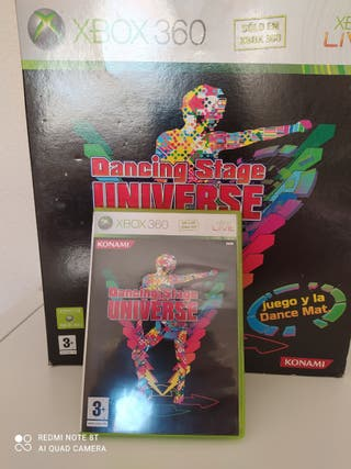 Dancing Stage Universe Xbox360