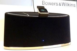 Bowers & Wilkins Zeppelin Mini Bluetooth receptor