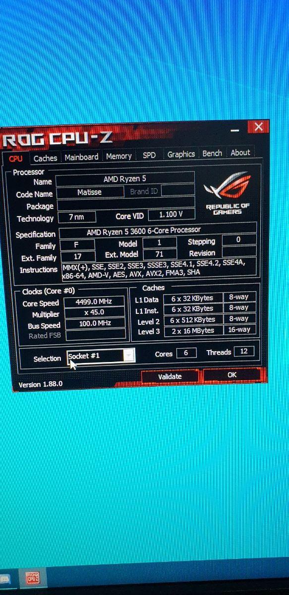 Gtx1660 super ,Ryzen 3600 pc