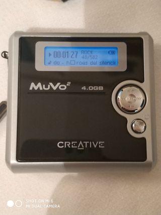 mp3 disco duro externo de 4 GB