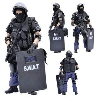 Figura de acción de las fuerzas especiales origina