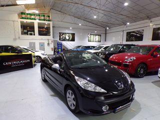Peugeot 207 CC 1.6VTI 120cv 2009
