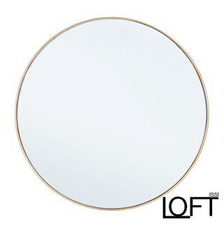 Espejo de pared redondo Nucleos D60