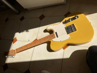 Guitarra stagg modelo telecaster
