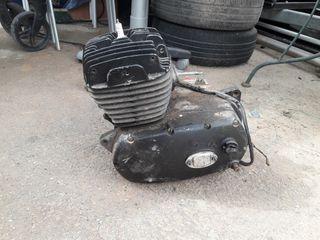 Motor Ossa 250 cc