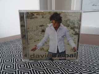 CD David Bisbal - Corazón Latino (2002)