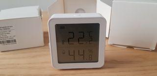 Sensor Wifi Temperatura y Humedad (x3) con display