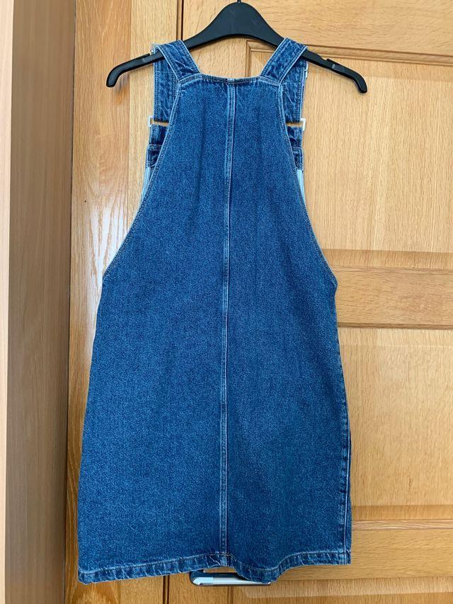 Women's denim dress size 6